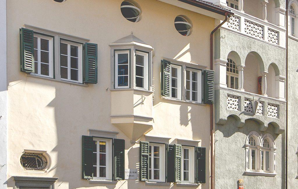 Haus Am Kornplatz, Bozen, 2006