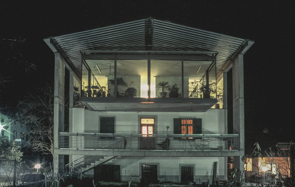 Haus Bonell, Andrian, 2001