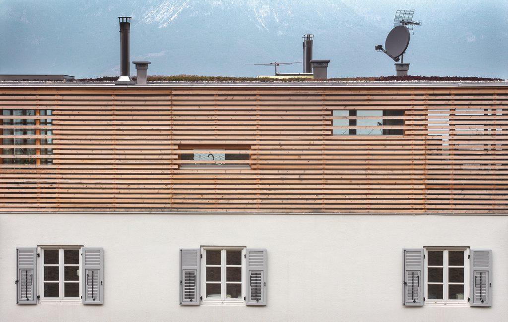 Haus Moessler, Montan, 2010