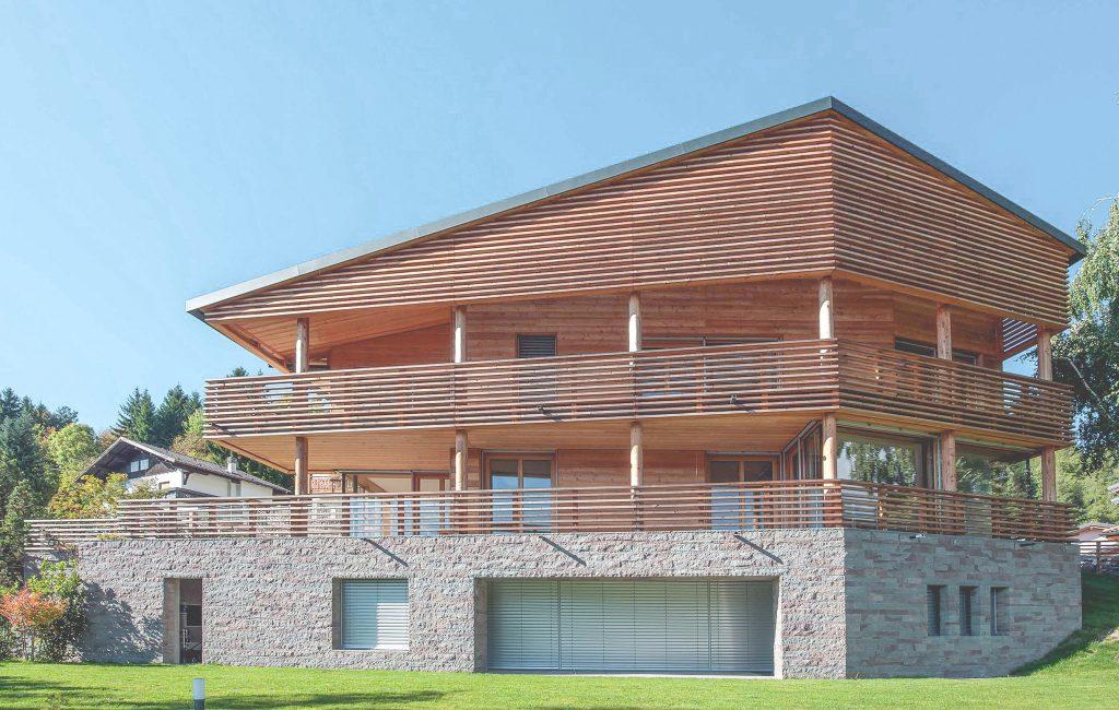Casa Sighel, Baselga di Pinè, 2015