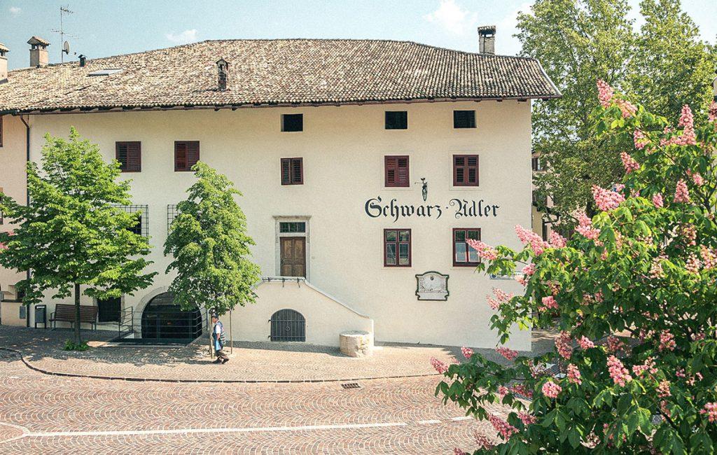 Gasthof Schwarzadler, Kurtatsch, 2004-2019